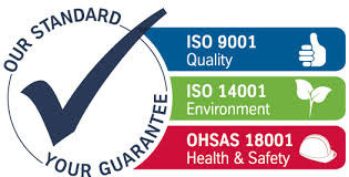 OUR ISO 9001-14001-18001