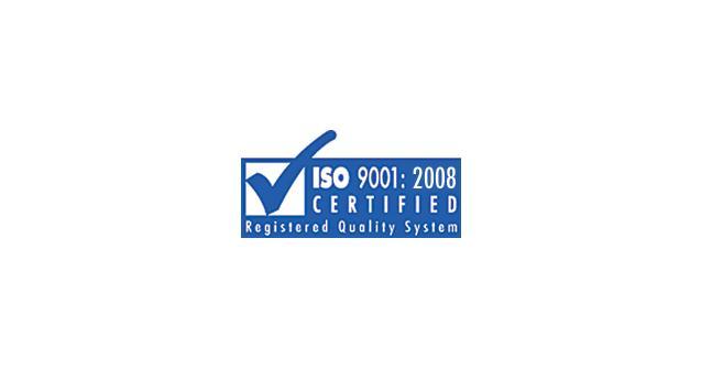 KPI CERTIFIED ISO 9001-2008